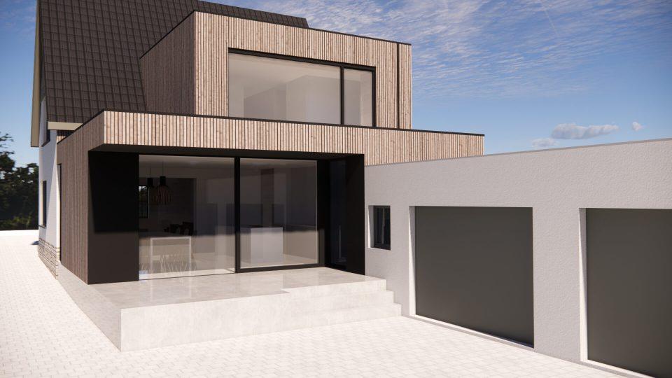 verwarmingsinstallatie optimaliseren | gebouwtechnieken integreren in domotica | concept en ontwerp | koellastberekening